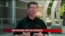 2 Police Officers Recovering After Being Shot in Oklahoma