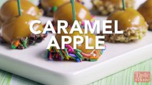 Caramel Apple Bites (for When A Whole Caramel Apple is Too Big)