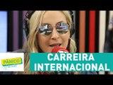 """Claudia Leitte dá detalhes de carreira internacional:queria que tivesse """"minha identidade"""""""