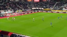 Nancy 2-1 Bourg Peronnas But Hadji Youssouf. (Penalty) 19.09.2017