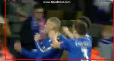 Islam Slimani Super Goal HD - Leicester 2-0 Liverpool 19.09.2017
