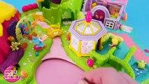 Pays Magique de princesses Polly Pocket aimanté - Histoire de jouets enfants - Titounis Touni Toys