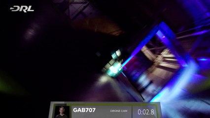 Gab707 Fastest Lap, ATL | Drone Racing League