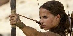 TOMB RAIDER : Trailer 1 - Alicia Vikander Lara Croft 2018