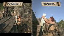 Dragon's Dogma - Comparaison PS4/PS3 #3