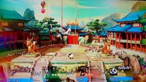 Kung Fu Panda Showdown OF Legendary Legends Baby Po Mr Ping Shen Crane