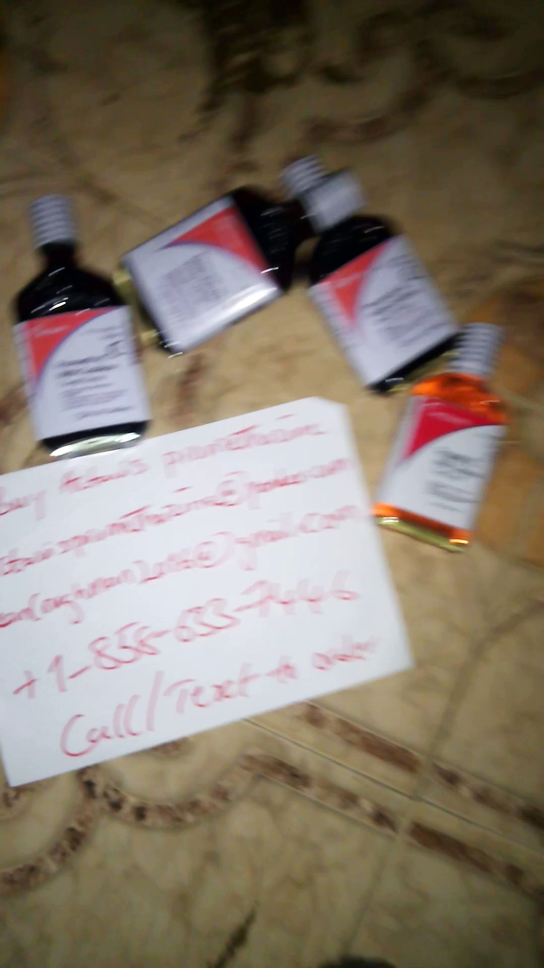 Buy Actavis Cough Syrup Purple 8oz, 16oz, 32oz pints bottles GA Atlanta