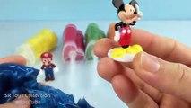 Et argile souris perle animal de compagnie Boutique vase à M jouets Surprise mickey jerry littlest mario