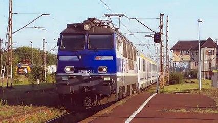 ED250 Alstom Pendolino PKP Intercity - EIP - Prezentacja składu