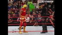 WWF WRESTLING - HULK HOGAN CONFRONTS THE UNDERTAKER - WWE Wrestling - Sports MMA Mixed Martial Arts Entertainment