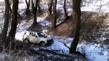 Best Russian SUV 4x4 Lada Niva Extreme Off-road Test Drive