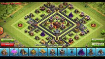 TH7 Base Defense ● Clash of Clans Town Hall 7 Base ● CoC TH7 Base Design Layout (Android Gameplay)