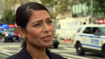 Priti Patel says cabinet is united behind PM