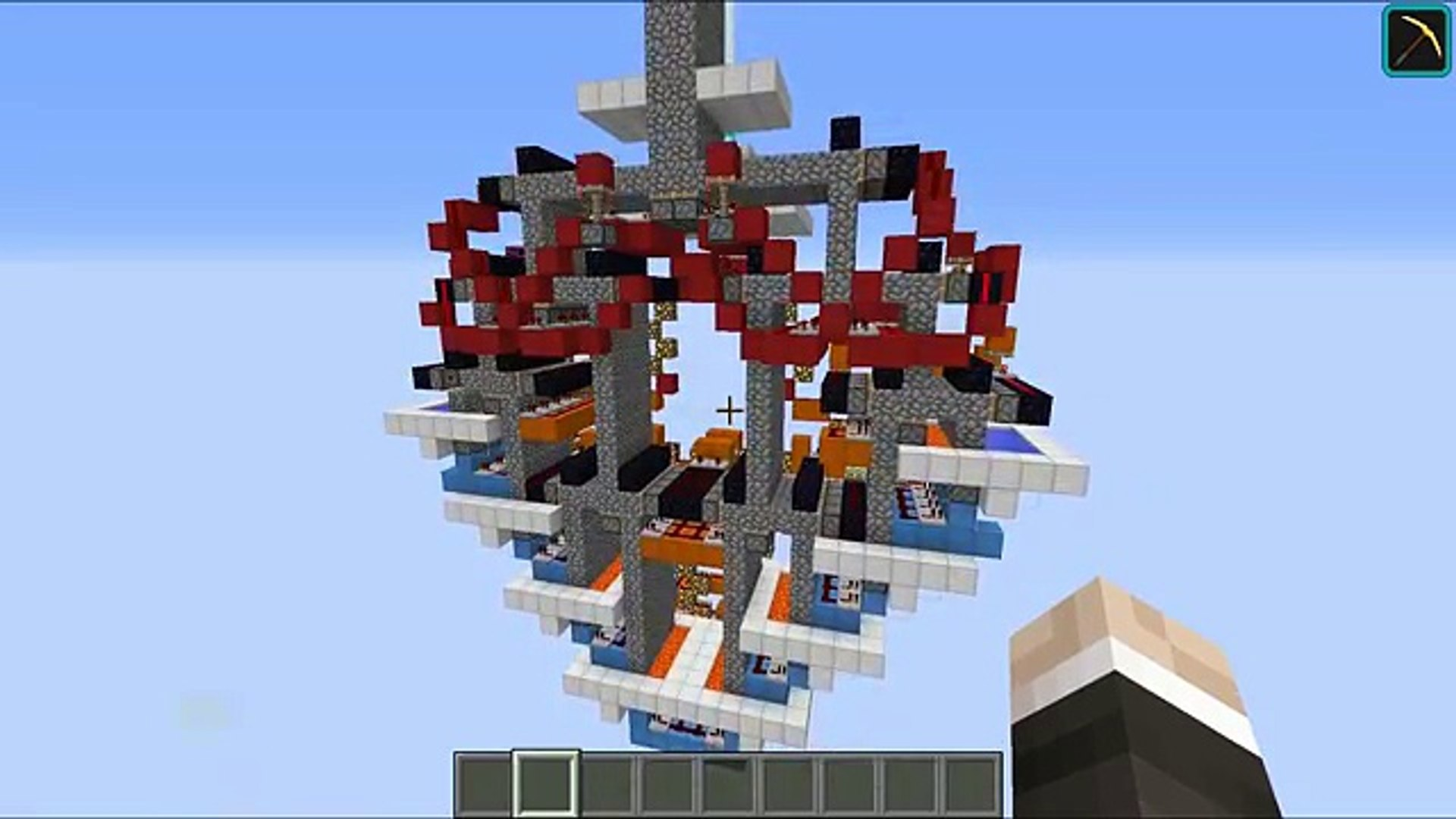 The Lethal Wall In Survival Minecraft Video Dailymotion