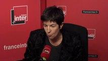 """Christine Angot sur son poste de chroniqueuse chez Laurent Ruquier : """"C'est super intéressant."""""""
