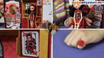 Lizzie Hearts Spring Unsprung Book / Księga Baśniowiosny + Lizzie Hearts - Ever After High