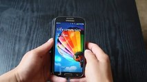 Samsung galaxy s4 features (Air gestures, smart pause & screen capture)
