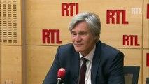 """Parti socialiste : """"On va bientôt aller dans la Creuse"""", ironise Le Foll sur RTL"""