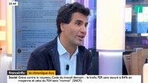 La question qui fâche du HuffPost à cet entrepreneur pro-Macron sur Franceinfo