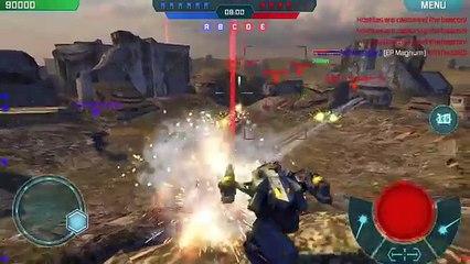 Stalker Magnums - War Robots - Top Picks new