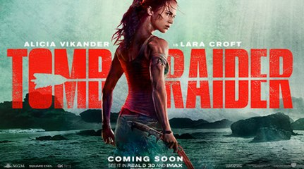 Tomb Raider - Bande Annonce Officielle (VOST)