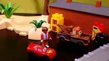 Cars 2 Film Deutsch Auto Kinderfilm CARS Spielzeug Robocar Poli TOYS Deutsch Folgen Playmobil Autos