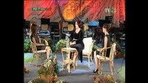 Gabriela Rusu Pasarin si Ioana Ardelean in cadrul emisiunii Caravana TVR - TVR 3 - 17.09.2017