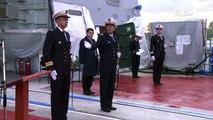 Lorient. Première prise de commandement pour la FREMM Bretagne