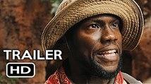 JUMANJI 2׃ WELCOME TO THE JUNGLE Trailer #2 (2017) Dwayne Johnson, Karen Gillan, Kevin Hart Movie HD