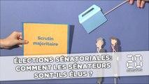 Élections sénatoriales: Comment les sénateurs sont-ils élus ?