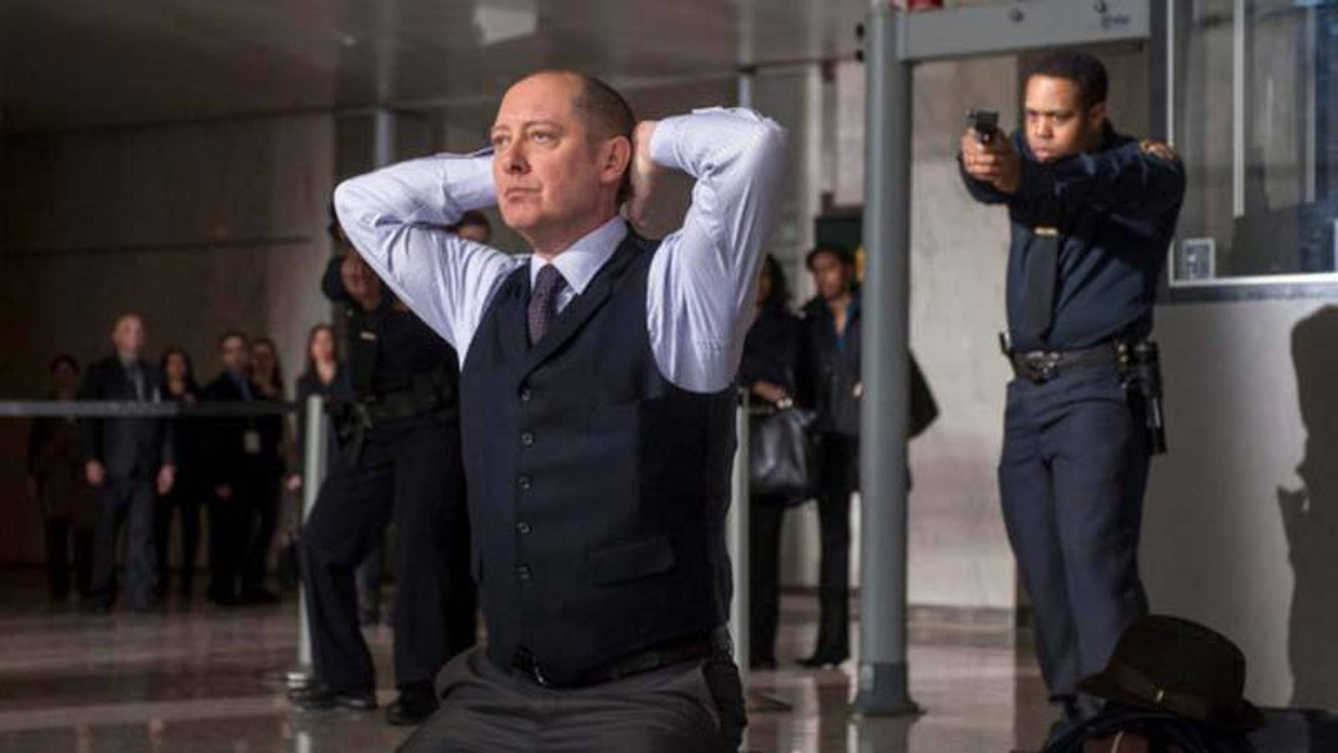 Watch The Blacklist Season 5 Episode 2 (Raymond Reddington is back) full streaming