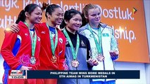 SPORTS NEWS: Philippine team wins more medals in 5th AIMAG in Turkmenistan