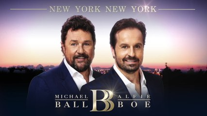 Michael Ball - New York, New York