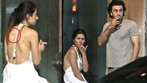 Ranbir Kapoor Mahira Khan DATING ! CAUGHT In New York | LOVE BITES AND SMOKE DATE