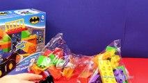 BATMAN Lego Duplo Batman Joker Challenge Play Set a DC Heroes Batman Video Toy Review