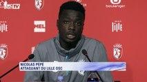 """Ligue 1 – Pepe : """"Il n'y a pas que des choses négatives dans ce qu'on fait"""""""