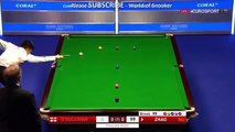 TOP 20 SHOTS by ZHAO XINTONG vs Ronnie OSullivan 2016 World of Snooker