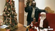 Soldier Reunites with Family in Holiday Surprise