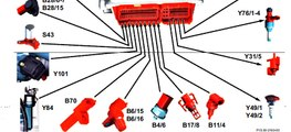 Informations complètes sur les capteurs  - معلومات كاملة على الحساسات - Capteur de température et huile ext - حساس الزيت