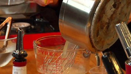 How To Make Cocktail Foam - Kathy Casey's Liquid Kitchen - Small Screen