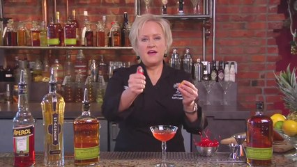 Rye Invention Cocktail - Kathy Casey's Liquid Kitchen - Small Screen