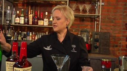 Manhattan Cocktail - Kathy Casey's Liquid Kitchen - Small Screen