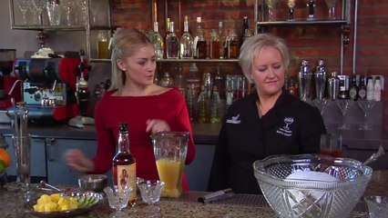 Port of Mischief Punch - Charlotte Voisey - Kathy Casey's Liquid Kitchen - Small Screen