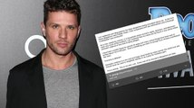 Ryan Phillippe Speaks Out Against Domestic Abuse Allegations