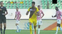 Hassania Union Sport Agadir 1-2 Chabab Atlas Khénifra / Coup Du Trone (20/09/2017)  Round of 16