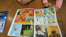Minika Go dergisi açıyoruz . Dolu dolu bir dergi biz çok beğendik