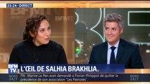 L'oeil de @salhiabrakhlia : 119 euros pour visiter l'Assemblée nat. ! Le point sur la polémique.