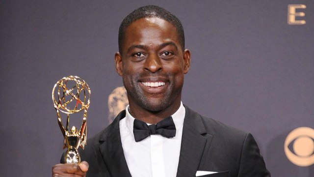 NBC Takes Out Hollywood Reporter Ad For Sterling K. Brown's Complete Emmy Speech   THR News