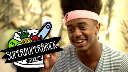 SuperDuperBrick - The Crate