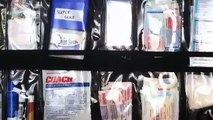 12 Survivors First Aid Rollup Kit (The best first aid kit system)